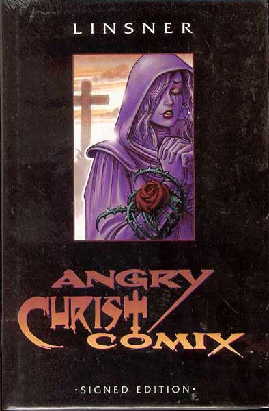 Image: Angry Christ Comix Revised  (ltd. Ed. hc) - Image Comics