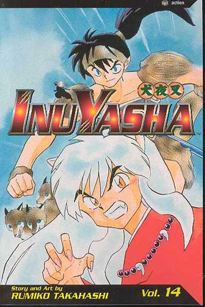Image: Inuyasha Vol. 14 SC  - Viz Media LLC