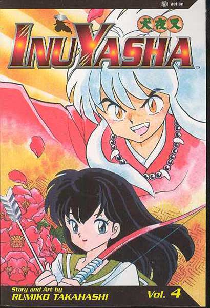 Image: Inuyasha Vol. 04 SC  - Viz Media LLC