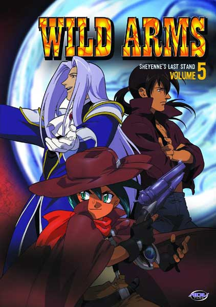 Image: Wild Arms Vol. 5: Sheyenne's Last Stand DVD  -