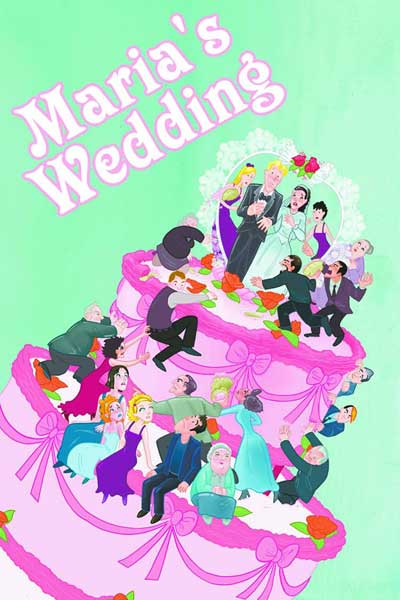 Image: Maria's Wedding SC  - Oni Press Inc.