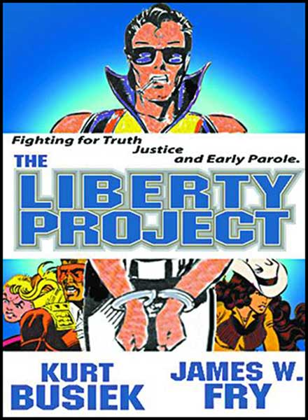Image: Liberty Project Vol. 01 SC  - About Comics