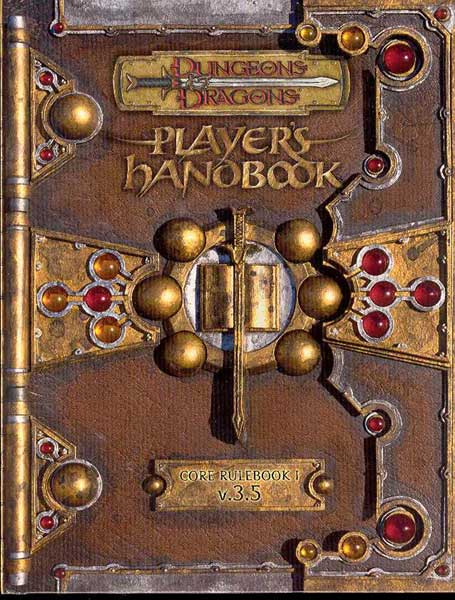 Image: Dungeons & Dragons: Player's Handbook - Revised Edition HC  -