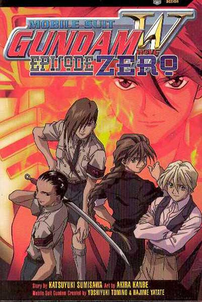 Image: Gundam Wing: Episode Zero SC  - Viz Media LLC