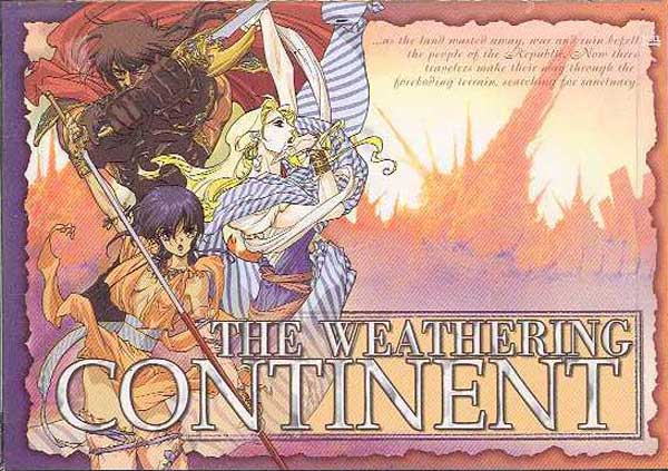 Image: Weathering Continent DVD  -