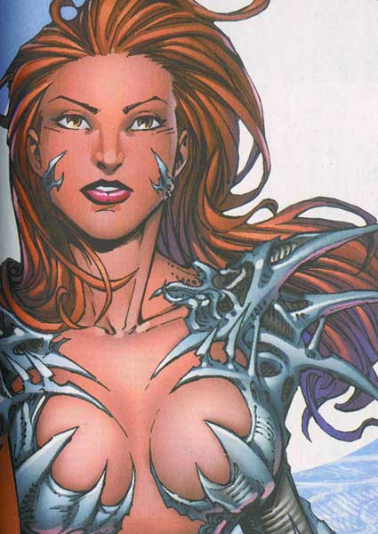 Image: Witchblade Vol. 07: Blood Relations SC  - Image Comics