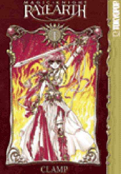Image: Magic Knight Rayearth Vol. 01 SC  - Tokyopop