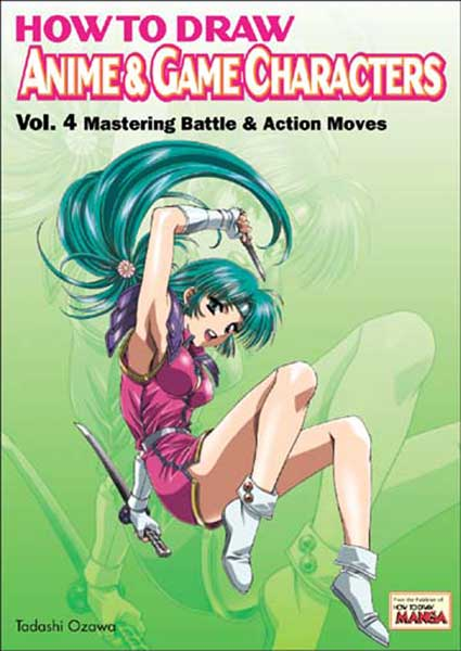 Image: How to Draw Anime & Game Characters Vol. 4 SC  -
