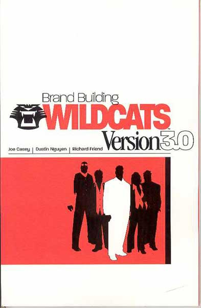 Image: Wildcats Version 3.0: Brand Building SC  - DC Comics