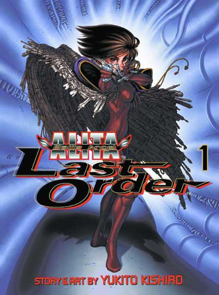 Image: Battle Angel Alita: Last Order Vol. 01 - Angel Reborn SC  - Viz Media LLC