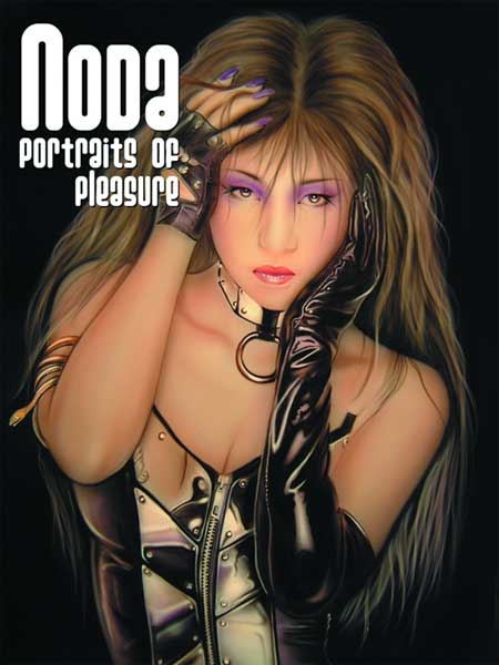 Image: Noda: Portraits of Pleasure SC  -