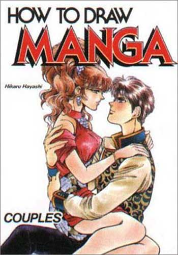 Image: How to Draw Manga: Couples SC  -