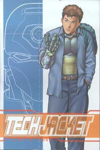 Image: Tech Jacket Vol. 1: Lost and Found SC  - Image Comics