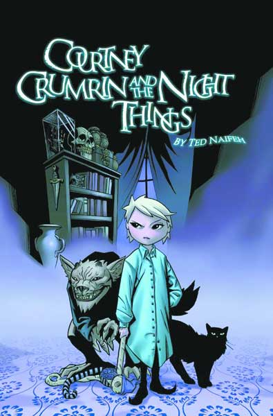 Image: Courtney Crumrin Vol. 01: Night Things SC  - Oni Press Inc.