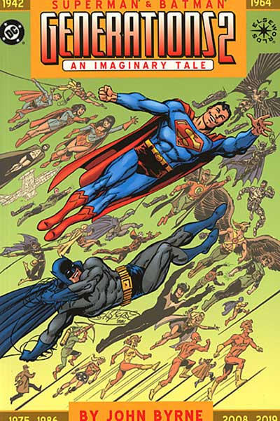 Image: Superman & Batman: Generations Vol. 02 SC  - DC Comics