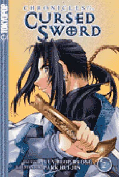Image: Chronicles of the Cursed Sword Vol. 02 SC  - Tokyopop