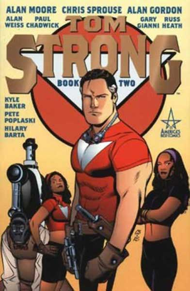 Image: Tom Strong Book Two SC  - DC Comics