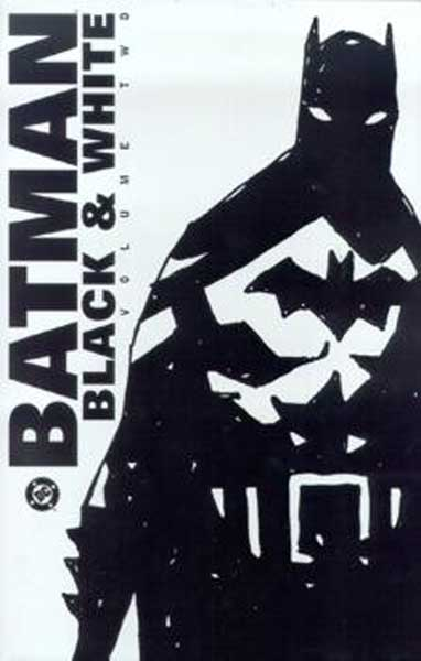 Image: Batman Black and White Vol. 2 SC  - DC Comics