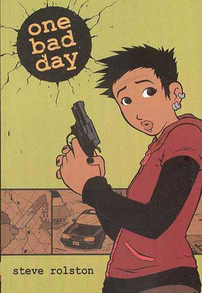 Image: One Bad Day SC  - Oni Press Inc.