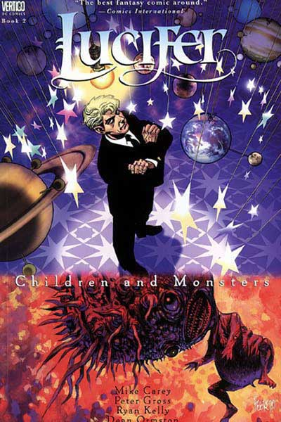 Image: Lucifer Vol. 02: Children and Monsters SC  - DC Comics
