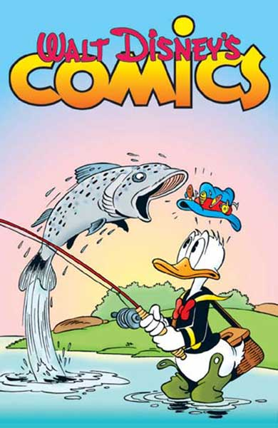 Image: Walt Disney's Comics & Stories #637 - Gemstone Publishing