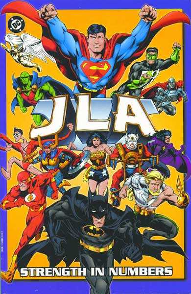 Image: JLA Vol. 04: Strength in Numbers SC  - DC Comics