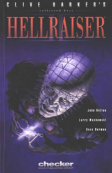 Image: Clive Barker's Hellraiser Collected Best Vol. 02 SC  - Checker Book Publishing Group