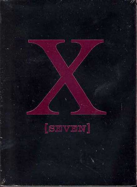 Image: X TV Series Vol. 7 DVD  -