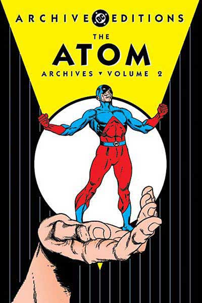 Image: Atom Archives Vol. 02 HC  - DC Comics