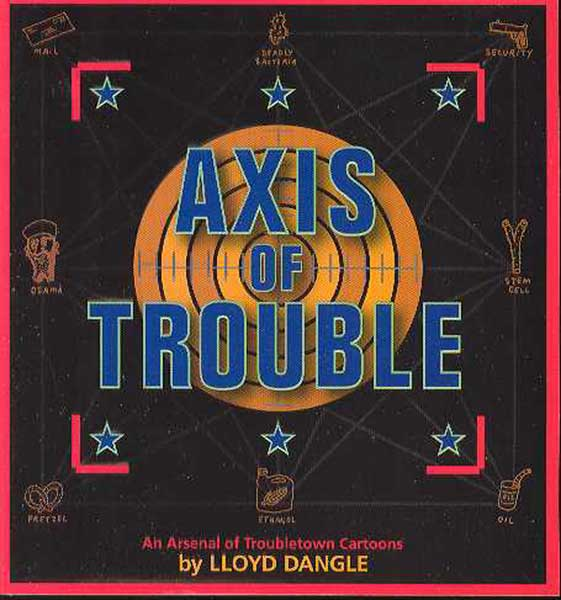 Image: Troubletown Vol. 01: Axis of Trouble SC  - Top Shelf Productions