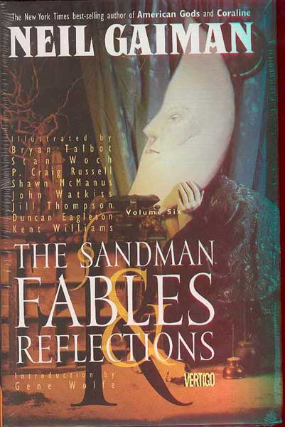 Image: Sandman Vol. 06: Fables & Reflections HC  - DC Comics