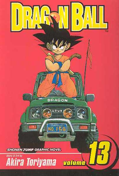 Image: Dragonball Vol. 13 SC  - Viz Media LLC