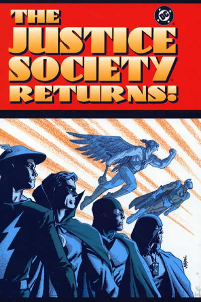 Image: JSA: Justice Society Returns! SC  - DC Comics