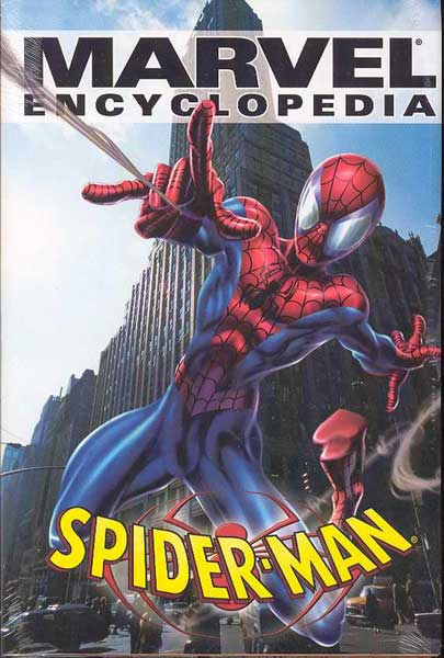 Image: Marvel Encyclopedia Vol. 04: Spider-Man HC  - Marvel Comics