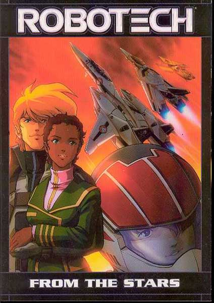 Image: Robotech: From the Stars SC  - DC Comics