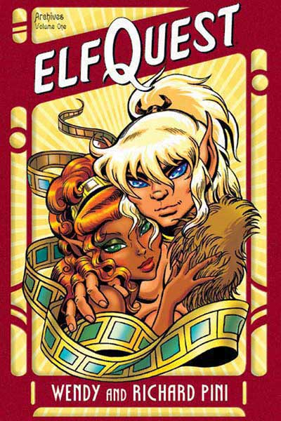 Image: Elfquest Archives Vol. 01 HC  - DC Comics