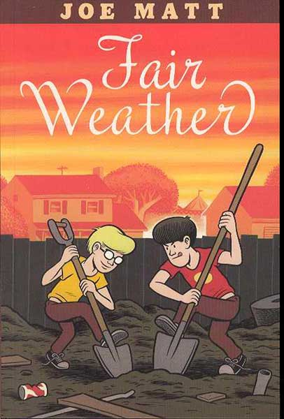 Image: Fair Weather SC  - Drawn & Quarterly