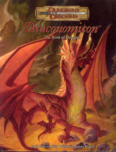 Image: Dungeons & Dragons: Draconomicon HC  -