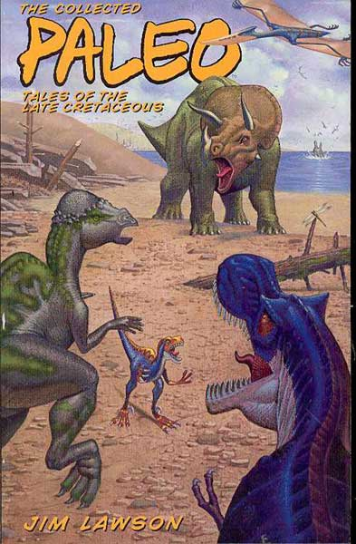 Image: Paleo: Tales of the Late Cretaceous SC  - Empty Sky