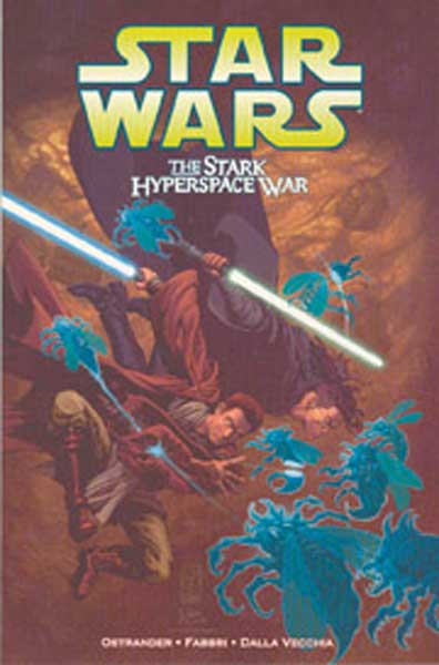 Image: Star Wars: Stark Hyperspace War SC  - Dark Horse Comics