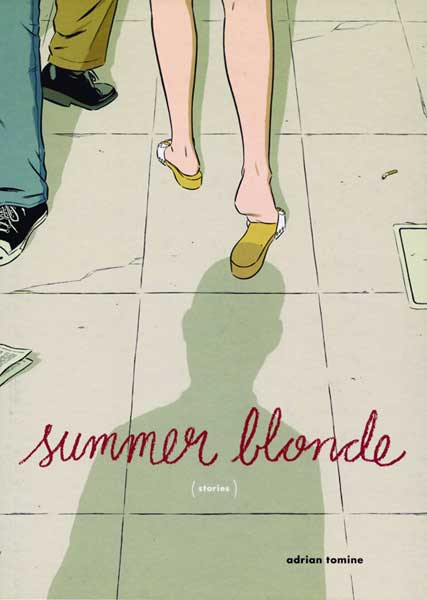 Image: Summer Blonde SC  - Drawn & Quarterly