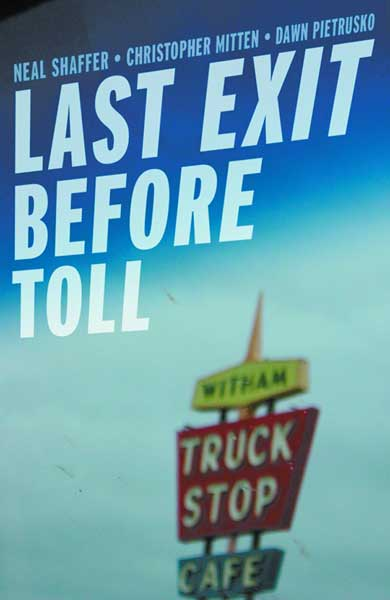 Image: Last Exit Before Toll SC  - Oni Press Inc.