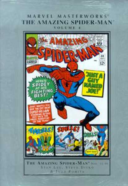 Image: Marvel Masterworks: Amazing Spider-Man Vol. 04 HC  - Marvel Comics