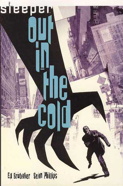 Image: Sleeper Vol. 1: Out in the Cold SC  - DC Comics