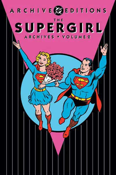Image: Supergirl Archives Vol. 02 HC  - DC Comics