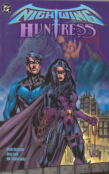 Image: Nightwing / Huntress SC  - DC Comics