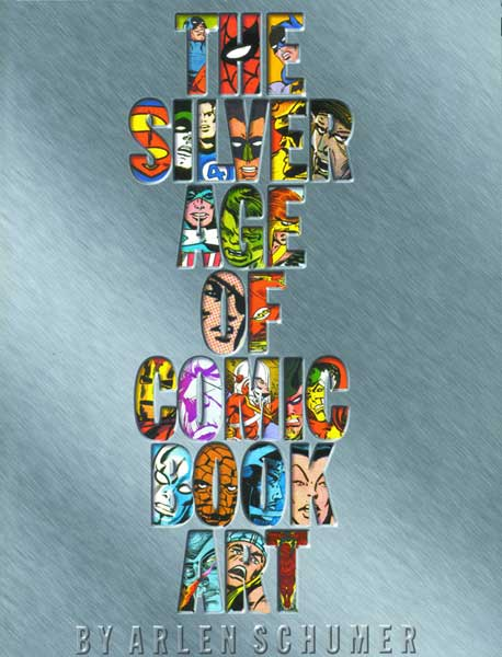 Image: Silver Age of Comic Art  (deluxe hc) -