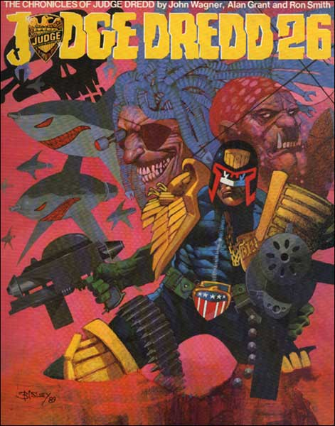 Image: Judge Dredd Vol. 26 SC  - Titan