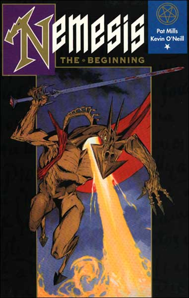 Image: Nemesis: The Beginning  (tpb) - Titan