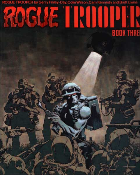 Image: Rogue Trooper Book 3  (tpb) - Titan